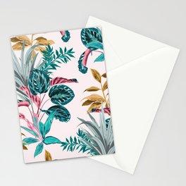 90s plants Stationery Cards