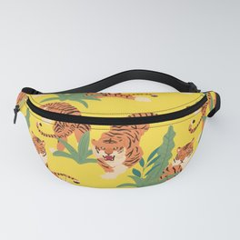Tigers into the Jungle Fanny Pack