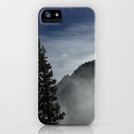 Hike 7 Clarity comes in waves iPhone Case