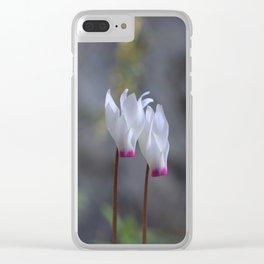 duet Clear iPhone Case