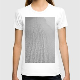 Water (Black and White) T-shirt
