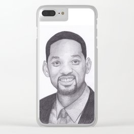 Will Smith - Fresh Prince Clear iPhone Case