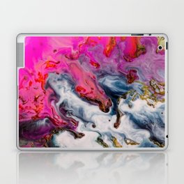 Abstract Melt XII Laptop & iPad Skin