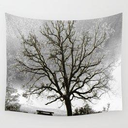 L'arbre de Gourdon Wall Tapestry