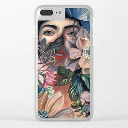 HIDE & SEEK Clear iPhone Case