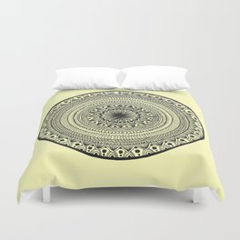 1 of 365 Mandalas Duvet Cover