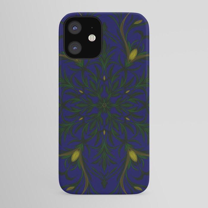 Sea of Shining Seaweed iPhone Case
