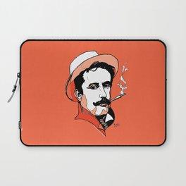 Composer Giacomo Puccini Italian Opera Ballet Madame Butterfly Turandot Tosca La Boheme Italy Art Laptop Sleeve
