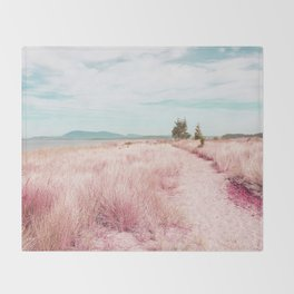 Coastal trail - blush Decke