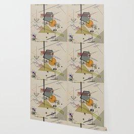 Wassily Kandinsky Melodisch Wallpaper