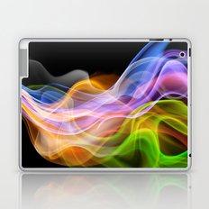 Colorful Smokes Laptop & iPad Skin