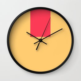 The Hanging Cube Wall Clock