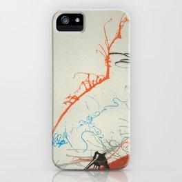 Memoir #13 iPhone Case