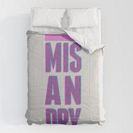Misandry Comforters