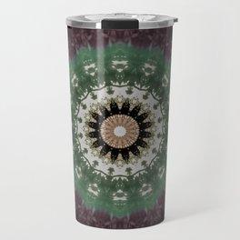 Wisdom Mandala Travel Mug
