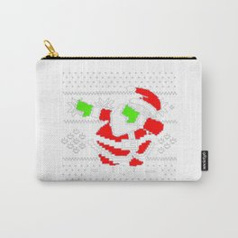 Dabbing Santa Ugly Christmas Carry-All Pouch