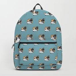 Cat Loaf - Calico Kitty Backpack