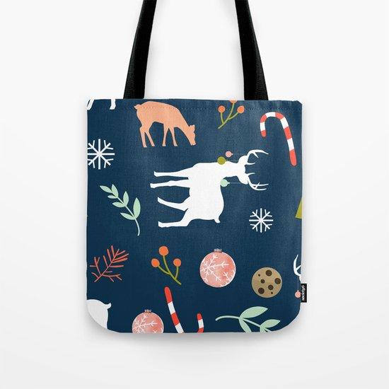 Christmas Spirit #society6 #decor #buyart Tote Bag