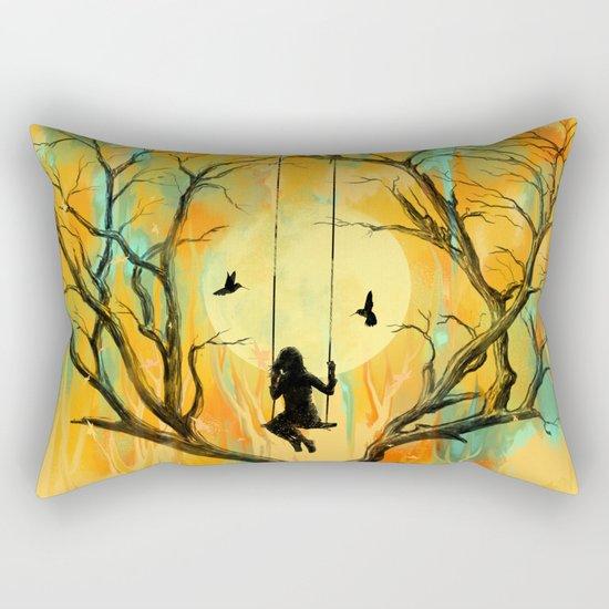 Playmate Rectangular Pillow