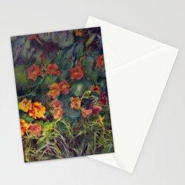Monet's Garden II Stationery Cards