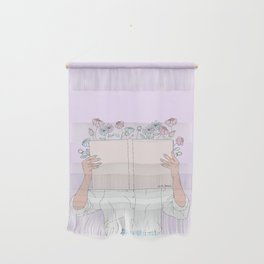 Read All About It Wall Hanging