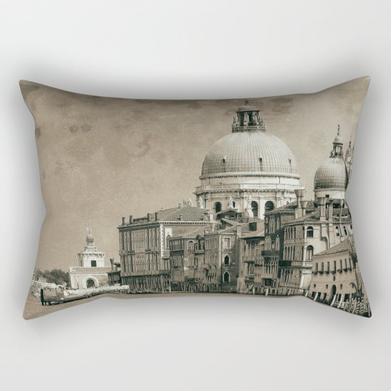 One day in Venice II Rectangular Pillow