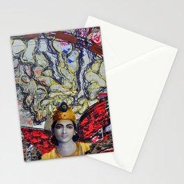 Shiva dreams Stationery Cards