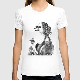 Tête-à-tête with Botticelli T-shirt