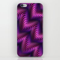 3d iPhone & iPod Skins featuring 3D by DagmarMarina