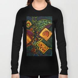 GALAXY SPARKLES Long Sleeve T-shirt