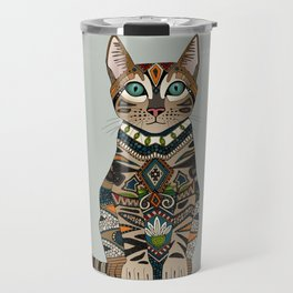 bengal cat mercury Travel Mug