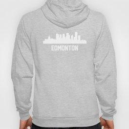 Edmonton Alberta Canada Skyline Cityscape Hoody