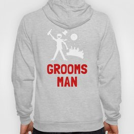 Groomsman Wedding Party Hoody