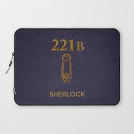 Sherlock 04 Laptop Sleeve
