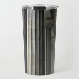 Lincoln Colonnade Travel Mug