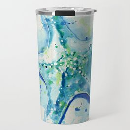 Starfish Waters II natural Travel Mug