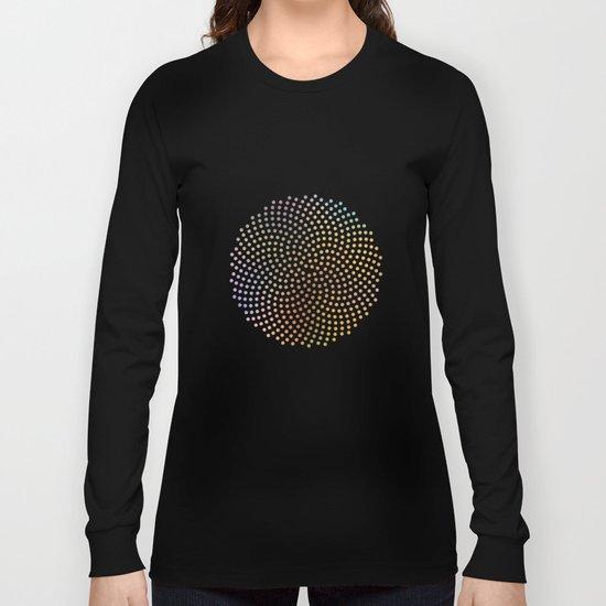 Spiral Dots Long Sleeve T-shirt