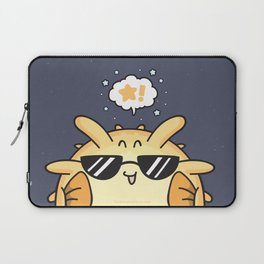 Sunny Blowfish Laptop Sleeve