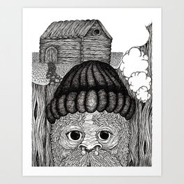 Day Dream Art Print