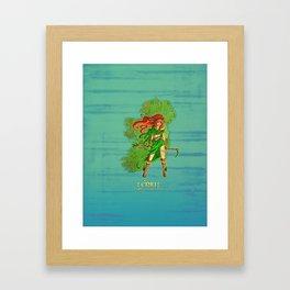 Ériu Framed Art Print