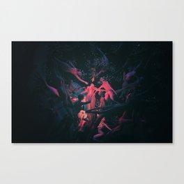 EPIPHANY I Canvas Print