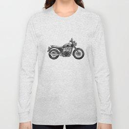 Triumph Motorcycle Long Sleeve T-shirt