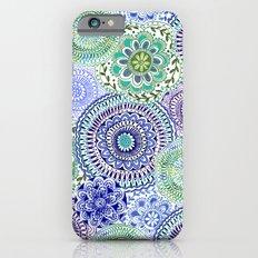 Tossed Mandalas iPhone 6 Slim Case