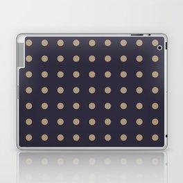 Polka dot pattern Laptop & iPad Skin