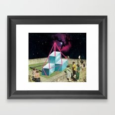Exibit Framed Art Print