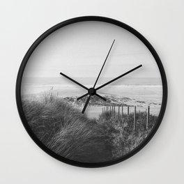 Fistral Beach Wall Clock
