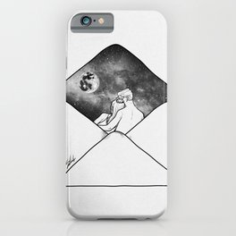 Unforgettable letter iPhone Case