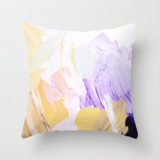 Palette No. Thirty One Throw Pillow