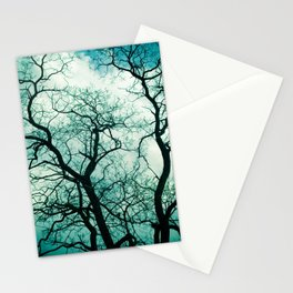 Gnarly Tree Stationery Cards