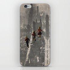 RUN THE TOWN iPhone & iPod Skin